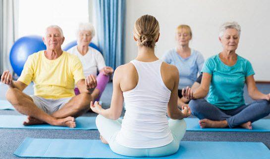 Yoga za treće doba