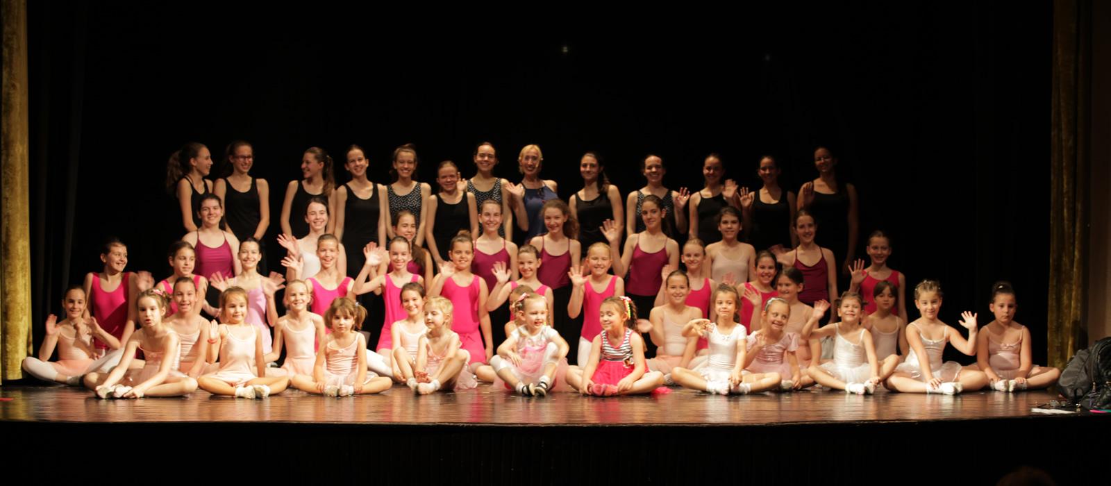 balet slika